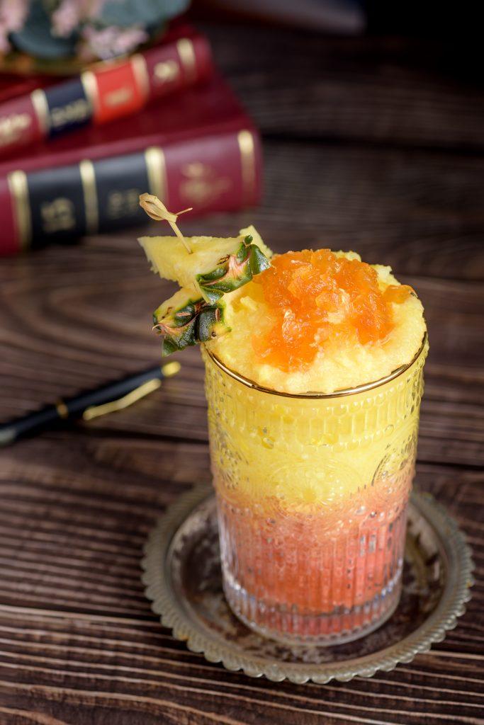米里王國的年度大事 「皇室冰沙飲品」沁涼上市 2